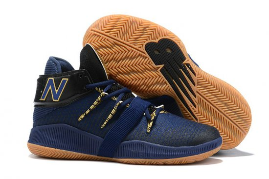 New Balance Kawhi Leonard Shoes Dark Blue