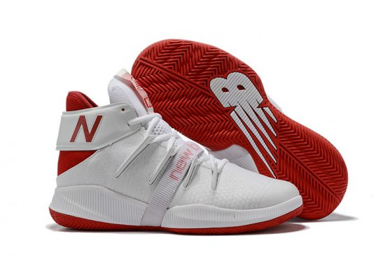 New Balance Kawhi Leonard Shoes Red White