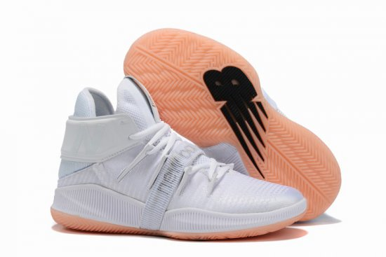 New Balance Kawhi Leonard Shoes White Apricot