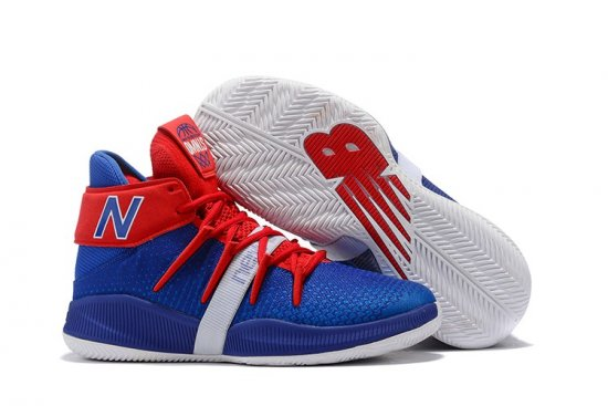 New Balance Kawhi Leonard Shoes White Red